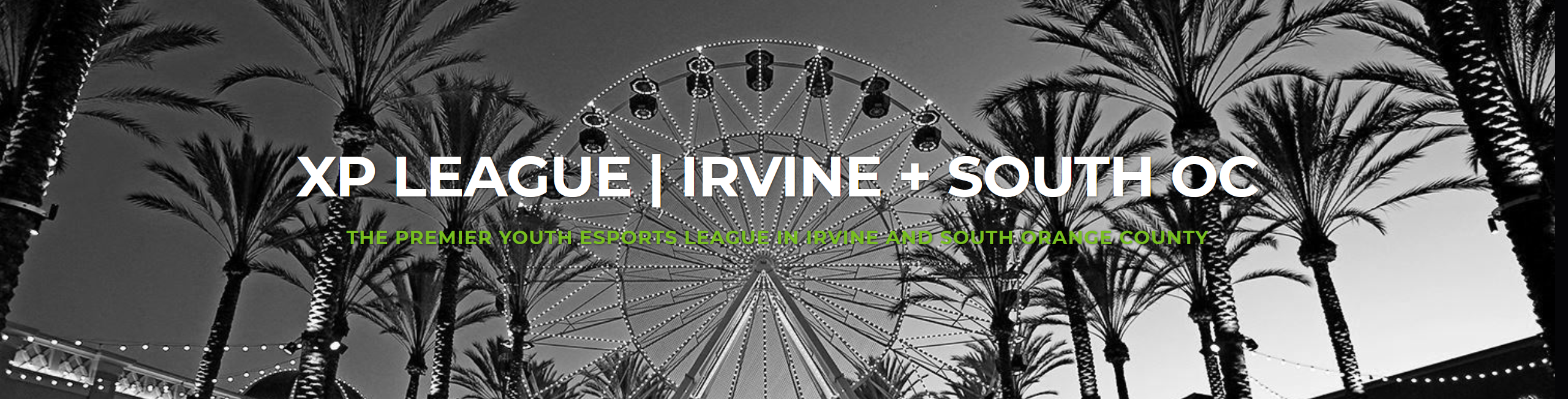 Background XP League Irvine & South Orange County
