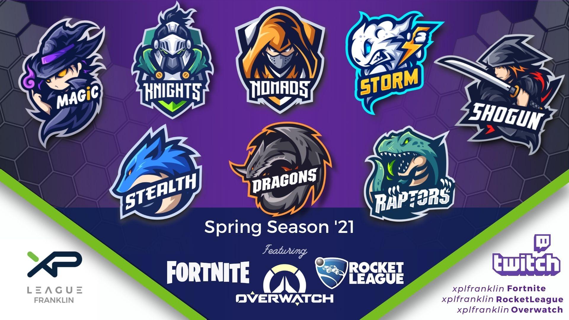 Background XP League Franklin