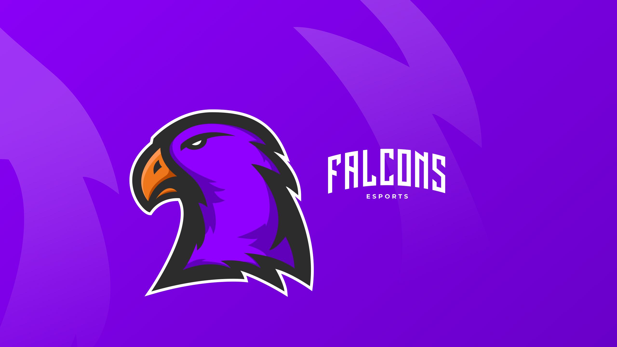 Background Farnborough Falcons