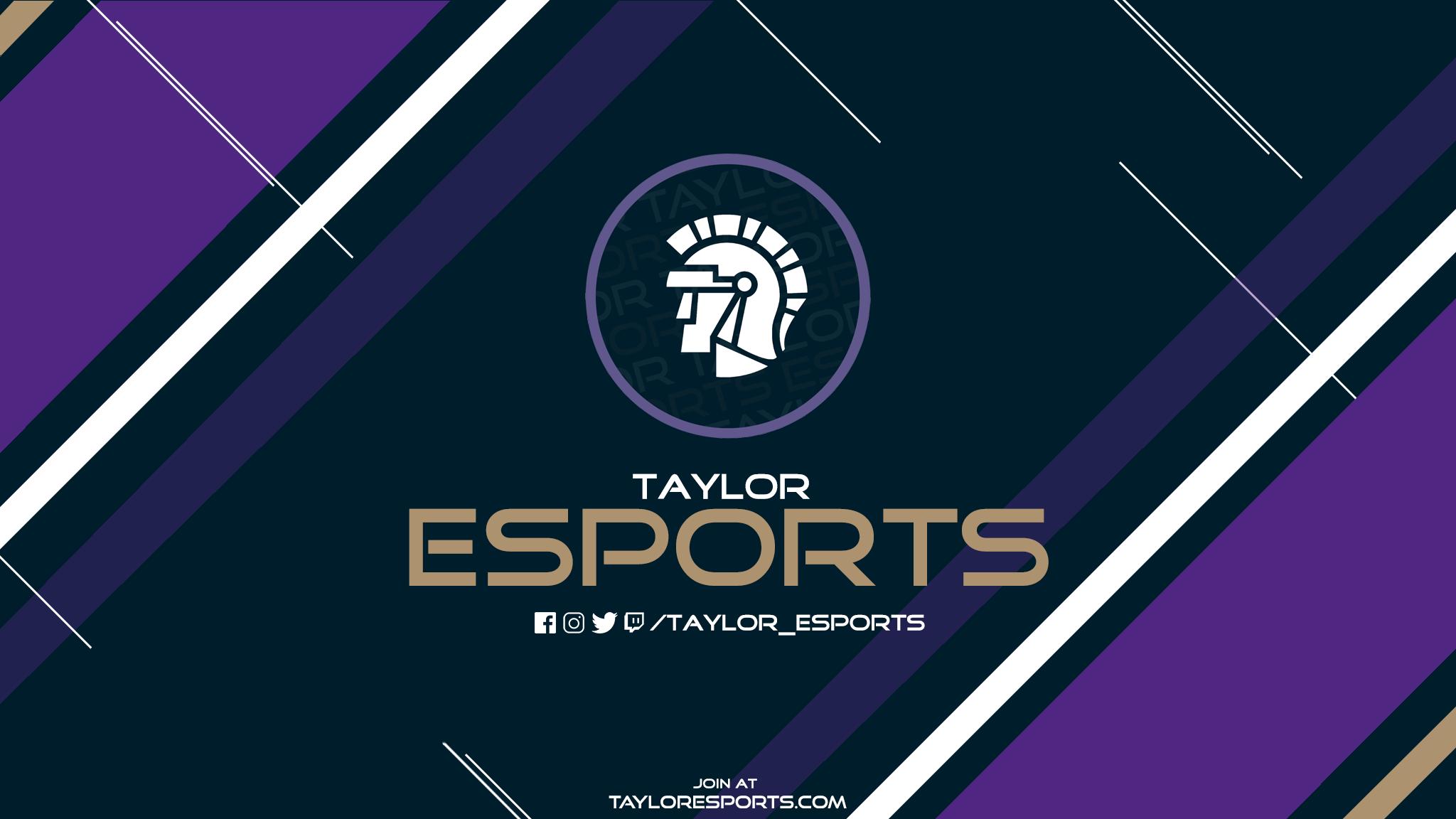Background Taylor University Esports