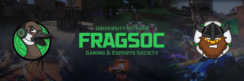 Background FragSoc/UoY Esports
