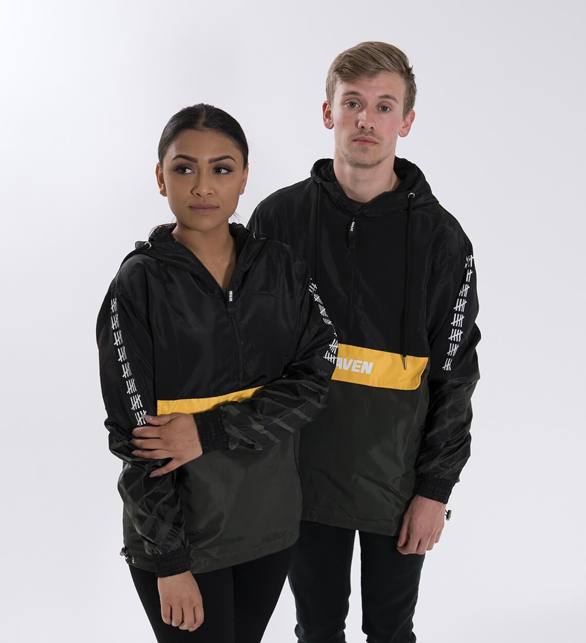 Windbreaker Front Duo